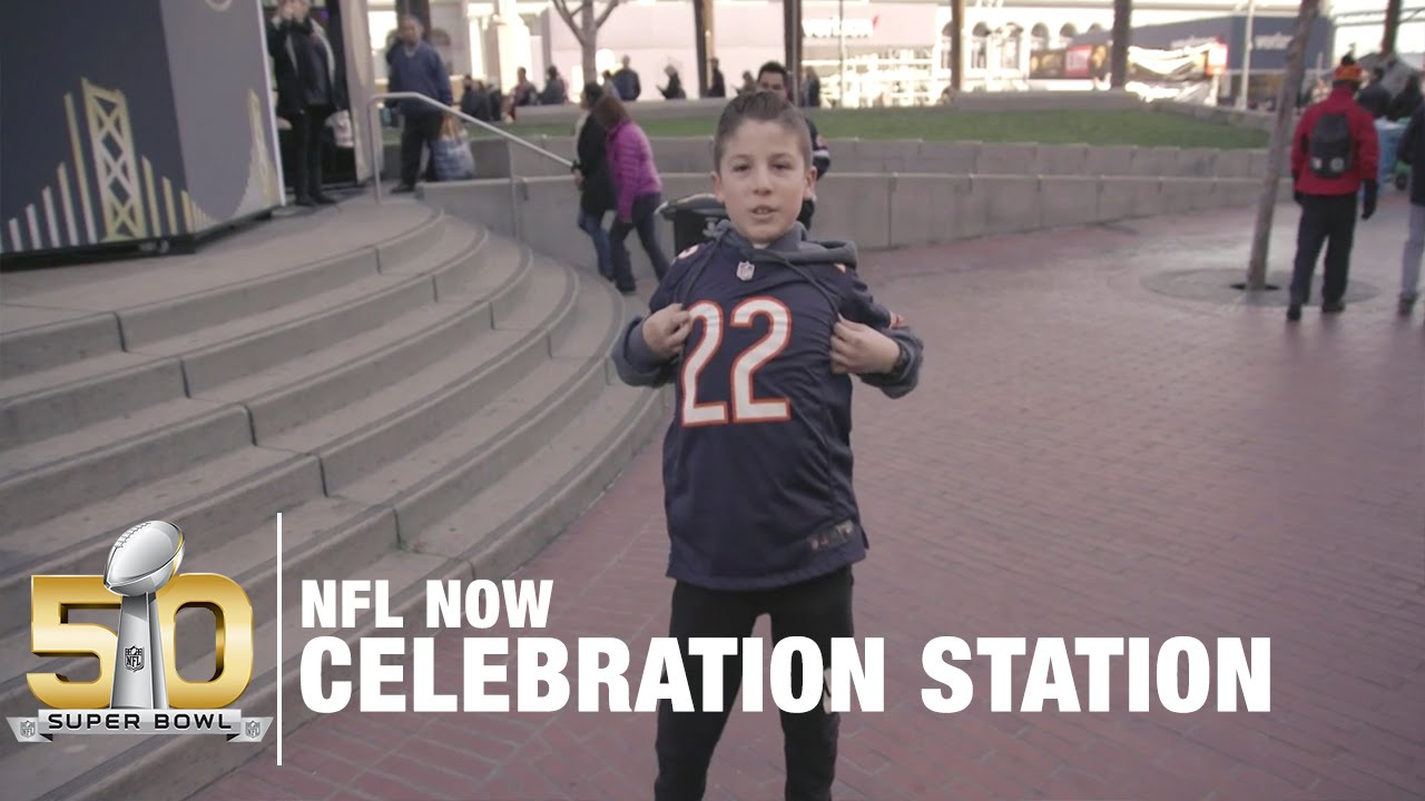 Cam Gay top fan dances! | fans imitate cam newton, william gay & more! | celebration station