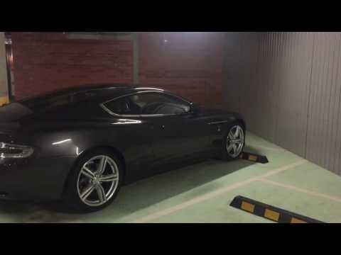 Нюансы Aston Martin DB9