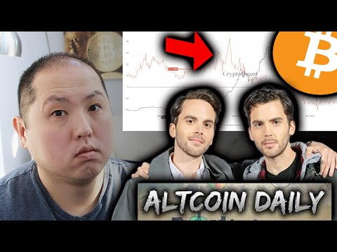 IS THIS HOLDING BITCOIN BACK? LIVE WITH ALTCOIN DAILY