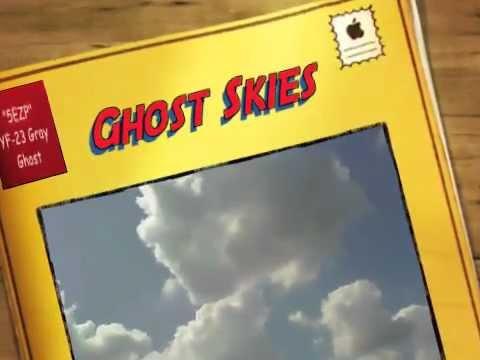 Northrop YF-23 Gray Ghost Skies
