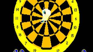 Bulls Eye Darts [MAME] [shortplay]