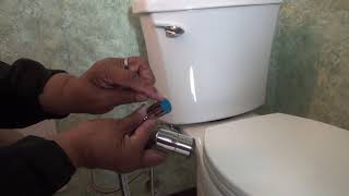 How to transform your toilet into a bidet in less than 30 mins!