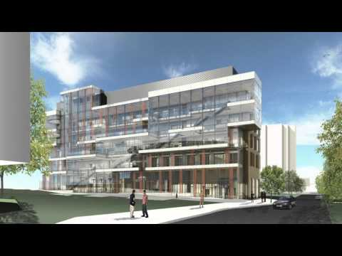 Virtual Tour: Health Learning Building At UT Austin's Dell Medical School