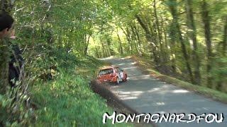 Vid�o Rallye du Pays de Montb�liard 2015