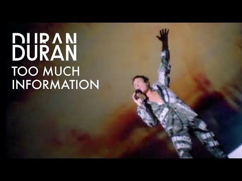 "Duran Duran - ""Too Much Information"" (Official Music Video)"