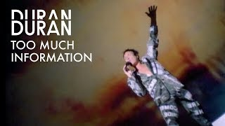 "Duran Duran - ""Too Much Information"" (Official Music Video)"