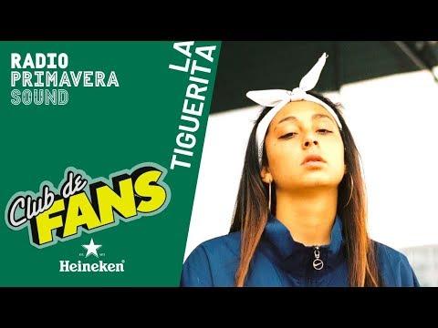 CLUB DE FANS - feat La Tiguerita  RPS