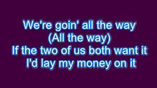 We're Going All The Way - LTD - jeffrey Osborn - Karaoke Version