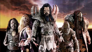 Lordi - Monster is my name - Traduction