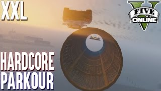 HARDCORE XXL T20 PARKOUR 🔫 GTA 5 Custom Map 💥 GTA Online LPmitKev