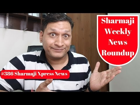 #386 Sharmaji News of this Week | Jio Paid | New Launches