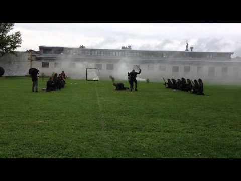 90 лет Ленинаканскому Пограничному отряду