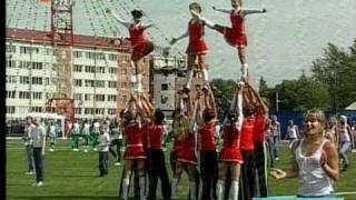 Королева Спорта. Калачинск 2009. Пролог