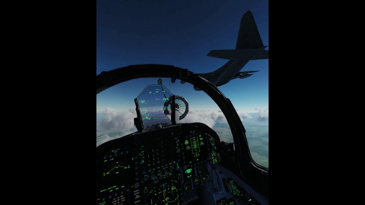DCS 2.5 | F/A-18C | JDAMs and Maverics