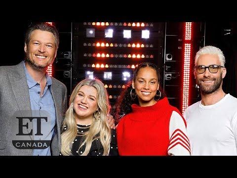 'The Voice' Season 14: Blake Shelton And Adam Levine
