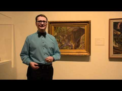 Mackenzie Art Gallery: The Tiger