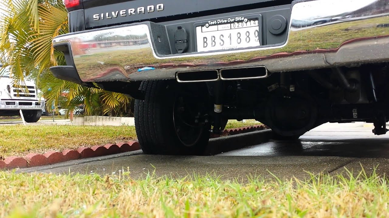 2014 Silverado Custom Exhaust Doovi