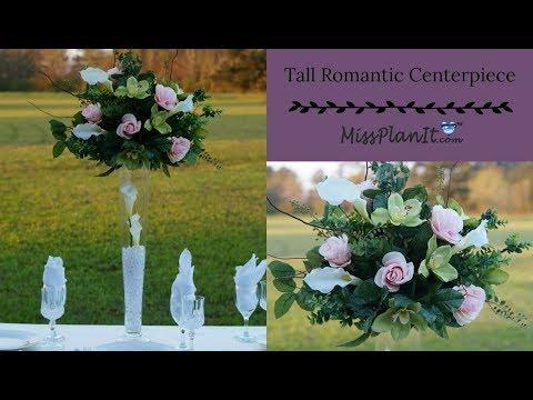 diy-tall-romantic-centerpiece-|-budget-wedding-decor-|-diy-tutorial
