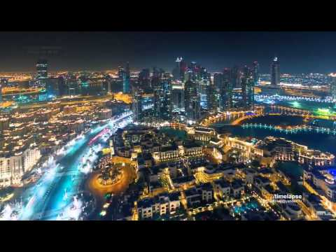 Dubai City Asve Never Seen It Before WOW!!!  HD 2015