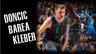 Luka Doncic, JJ Barea & Maxi Kleber🔥Full Highlights vs Thunder - Dallas Mavericks - 10.11.18