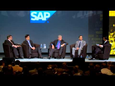 SSAC13: SAP: New Technology to Drive Fan Engagement and Team Performance