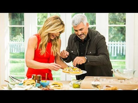 Recipe - Taylor Hicks' Alabama Style Grilled Chicken Sandwich & White BBQ sauce - Hallmark Channel