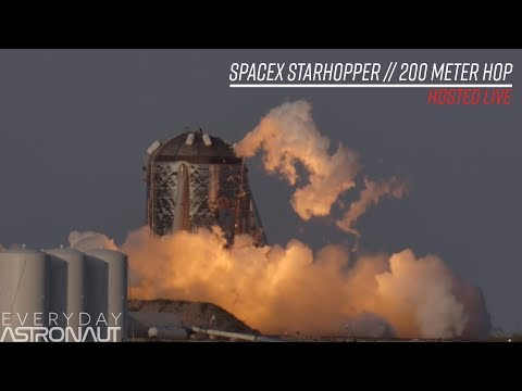 One way or another, Starhopper about to make its final flight