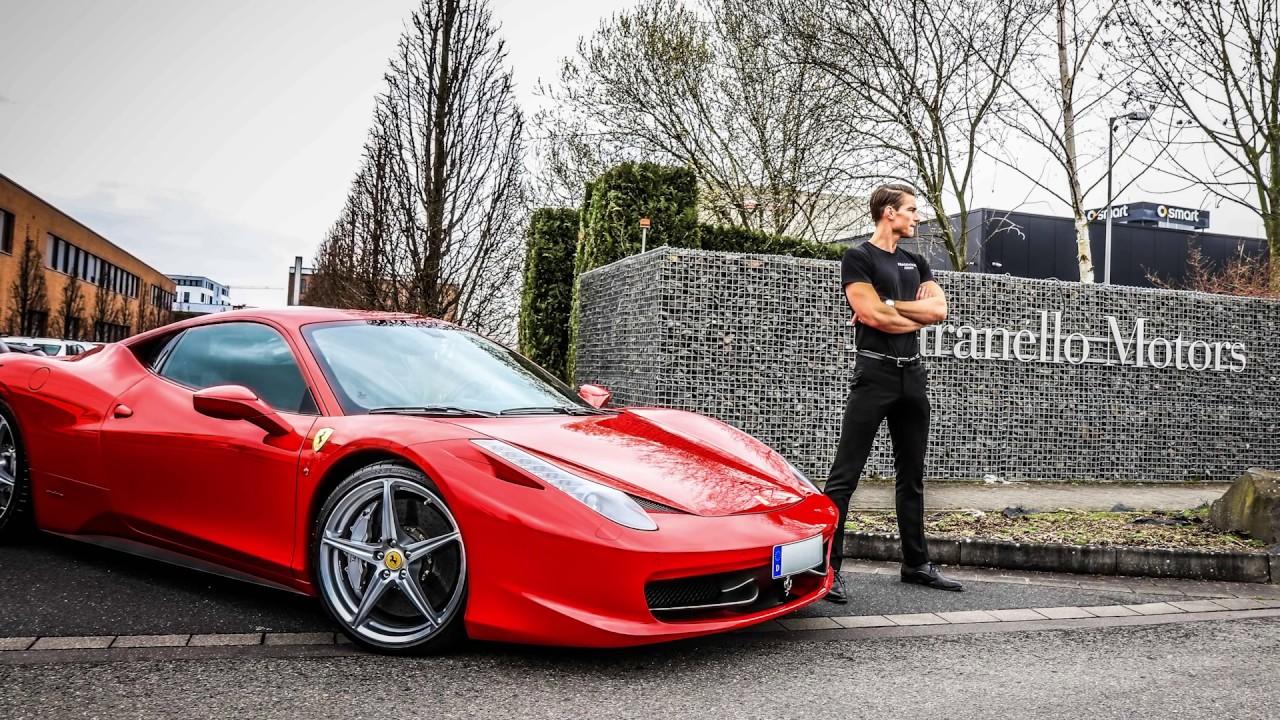 My Ferrari 458 Youtube