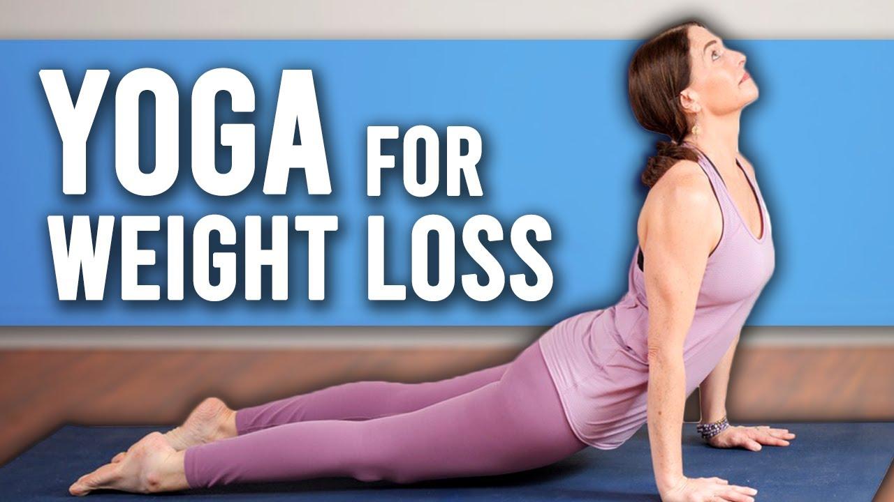 Hatha Yoga For Weight Loss (45-min)