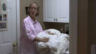 General Housekeeping : How to Clean a Comforter