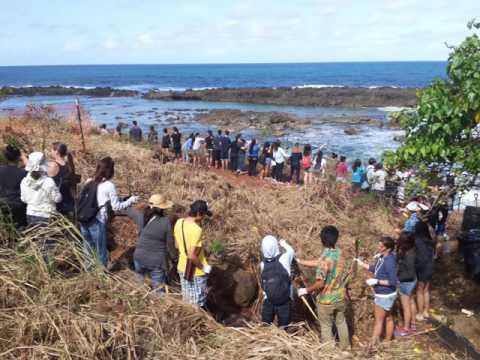 Malama Pupukea-Waimea Native Hawaiian Plant Coastal Restoration Project