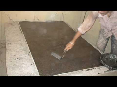 Как сделать гибкий бетон