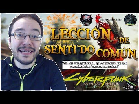 CD PROJEKT RED da una lección de SENTIDO COMÚN