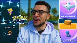 INSANE SHINY ENCOUNTERS! (Pokémon GO)