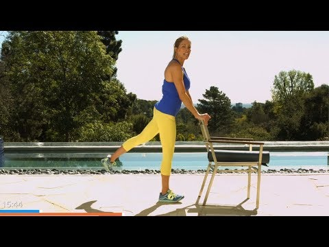 Total Body Workout for True Beginners - Super Easy Toning Exercises 25-Min