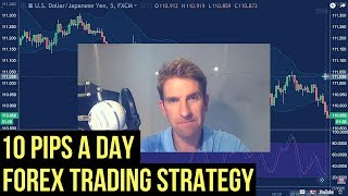 10 PIPs a Day Forex Scalping Strategy 🔨