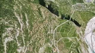 Sion-Leukerbad-Jeitzinen-Fasenalp.avi