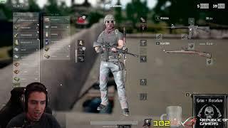 Mr Grimmmz 19 Kills Bc Thy Sniper Kar98 AWM One Shot One Kill Git Top 1 Grimmmz PUBG Match #2
