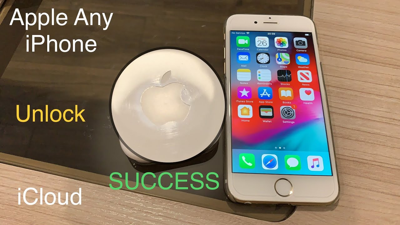 Apple Any iPhone iOS iCloud Activation Lock Unlock✔iCloud Unlock and Account Remove Success✔