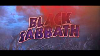 Black Sabbath THE END Tour Announcement