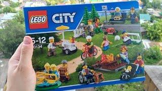 60134 LEGO обзор - ЛЕГО Праздник в парке