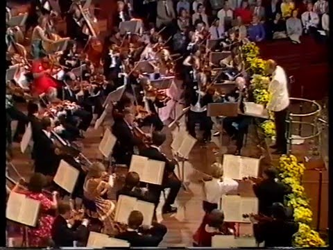 Pomp And Circumstance Vernon Handley 1985 BBC Proms