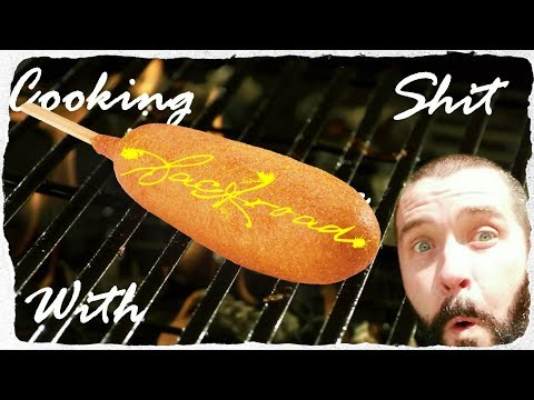 Cookin Sht: Real State Fair Corn Dogs