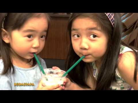 [Mukbang] two sisters - bobaepapa