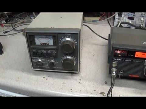 #103 Kenwood TS 520 series AT 200 Antenna tuner repair