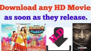 How to download new movies in Android mobile or pc for free doesn't contain any virus