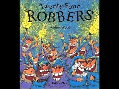 歌德書店:TwentyFour Robbers JYBOOKS