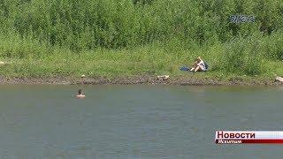 В Искитиме, пытаясь переплыть реку, утонула 14-летняя девушка
