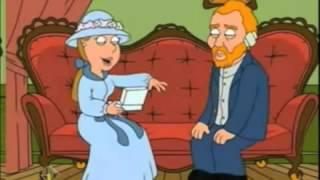 i Griffin 'Il regalo di Van Gogh'