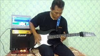 """Afee Utopia - """"Aku Sayang Kamu"""" Guitar Solo Instrumental Cover...."""
